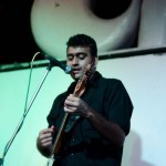 Adam And The Fish Eye Poets at Opus, Bangalore