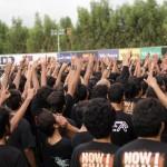 Slayer at Bharatiya City, Bangalore