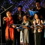 Deccan Voices Choir At Vidyaranya High School, Hyderabad