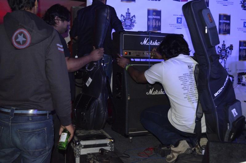 India Music Week at Florian, New Delhi