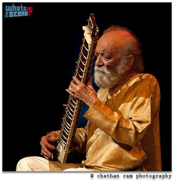 A historic concert: Pandit Ravi Shankar bids 'Farewell to Bangalore'