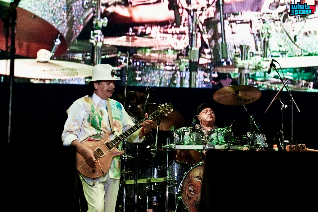 Santana live at Bharatiya E-City