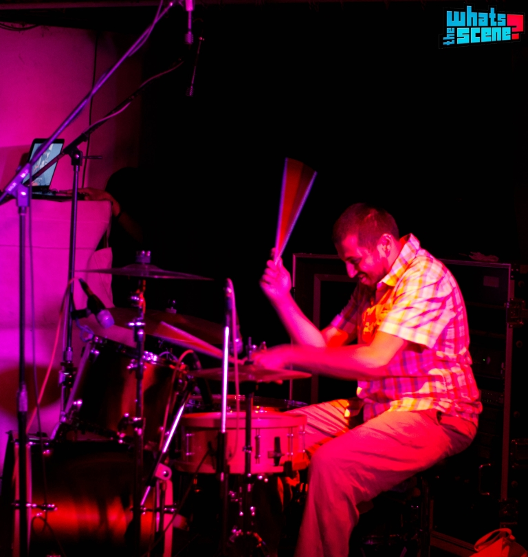 The Supersonics at Opus, Bangalore