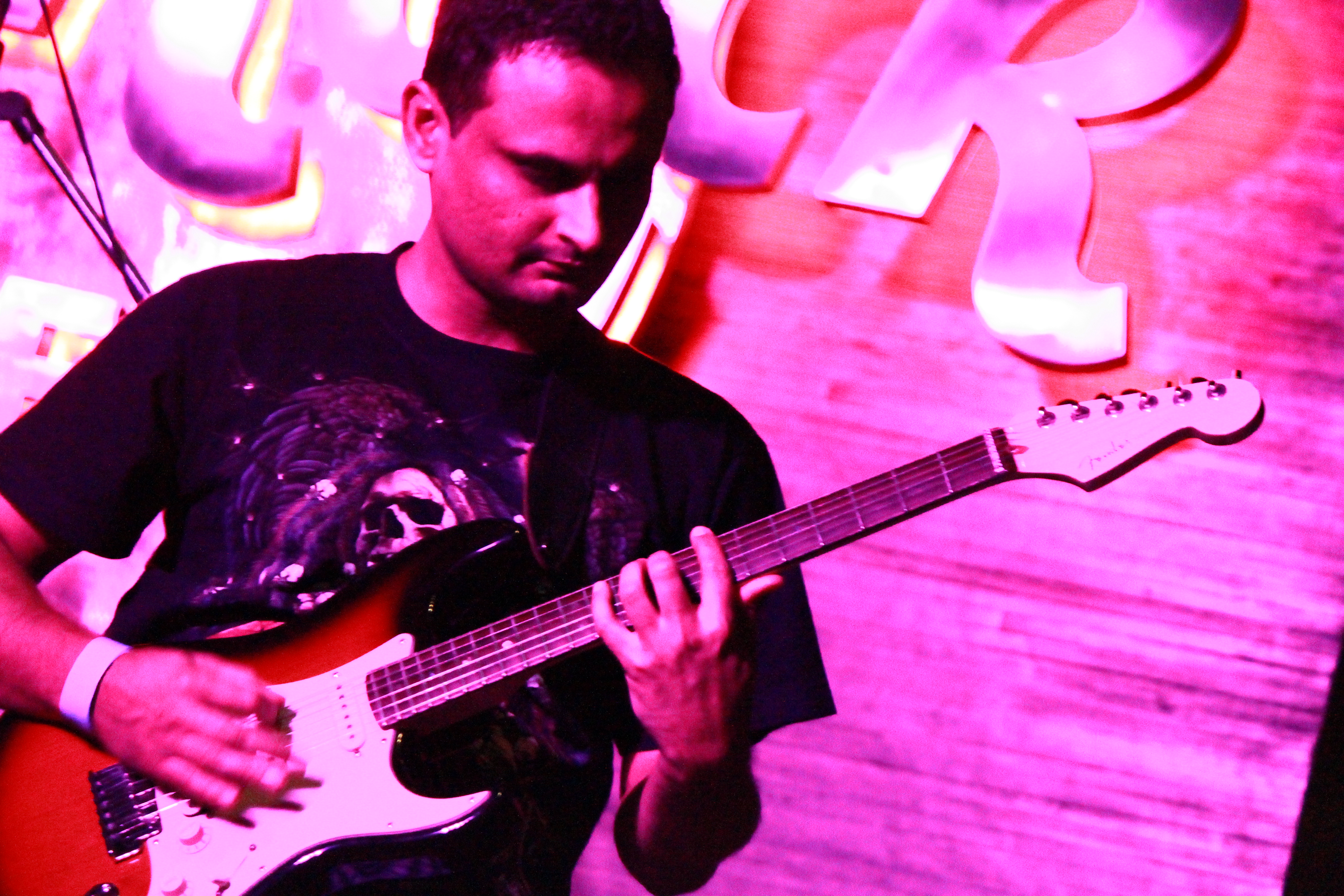 Sonic Flare at Hard Rock Cafe, Hyderabad