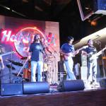 Agam at Hard Rock Cafe, Hyderabad