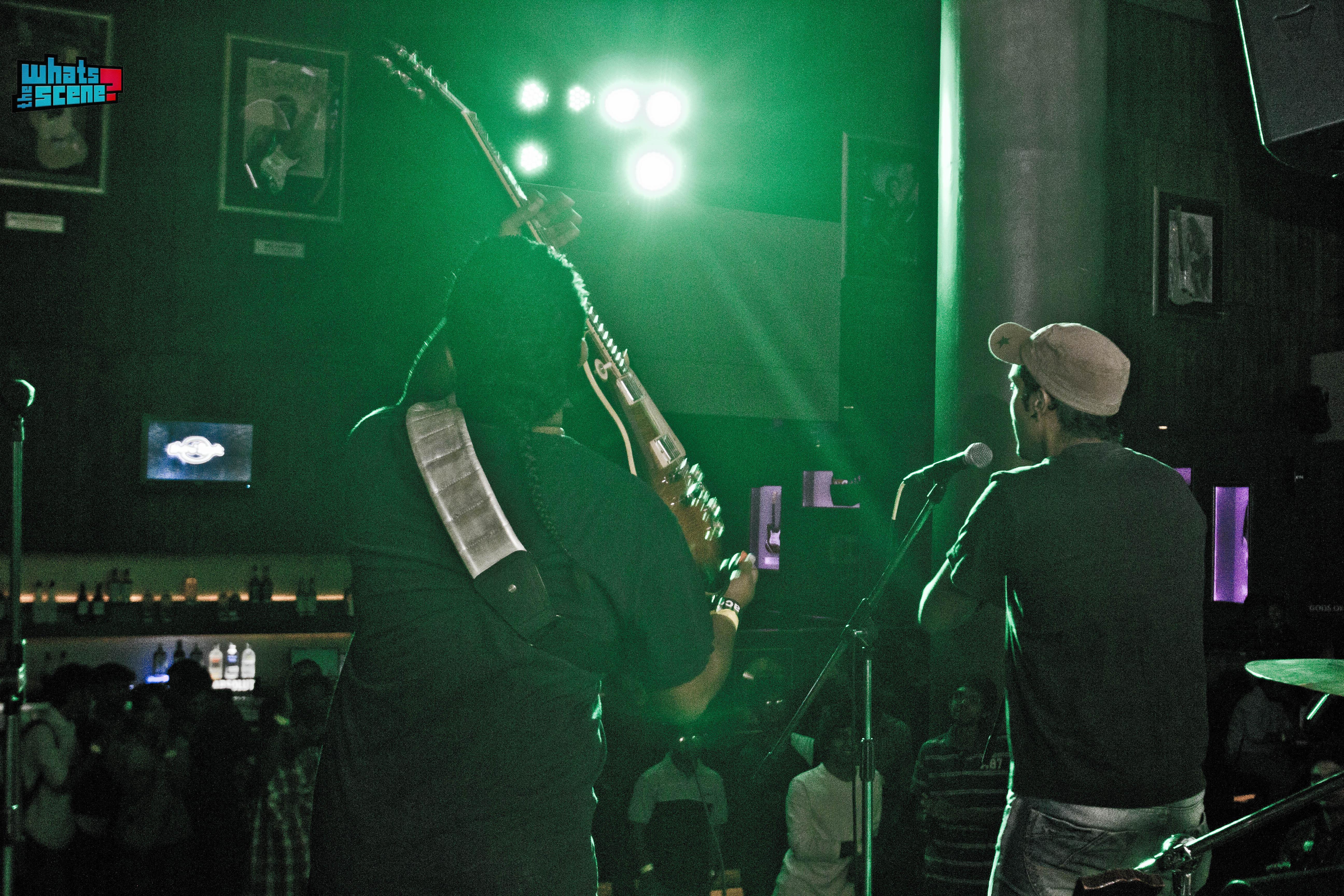 Galeej Gurus at Hard Rock Cafe, Hyderabad