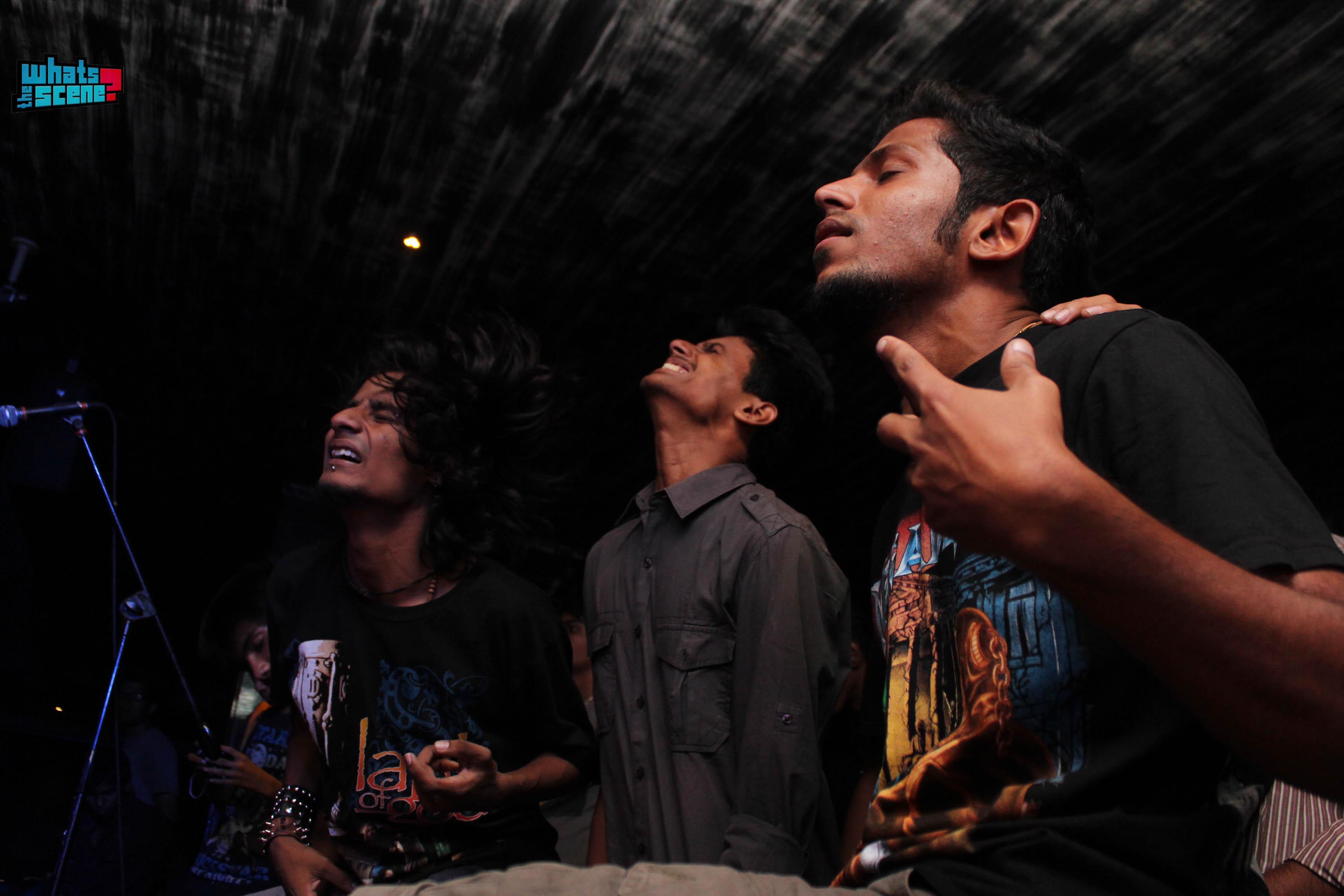 Metal Wave at Xtreme Sports Bar, Hyderabad