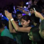 Astrix at The Blue Frog, Delhi