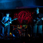 Barefaced Liar at Hard Rock Cafe, New Delhi