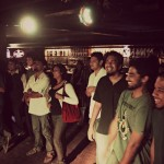 All the Fat Children at The Bflat Bar, Bangalore