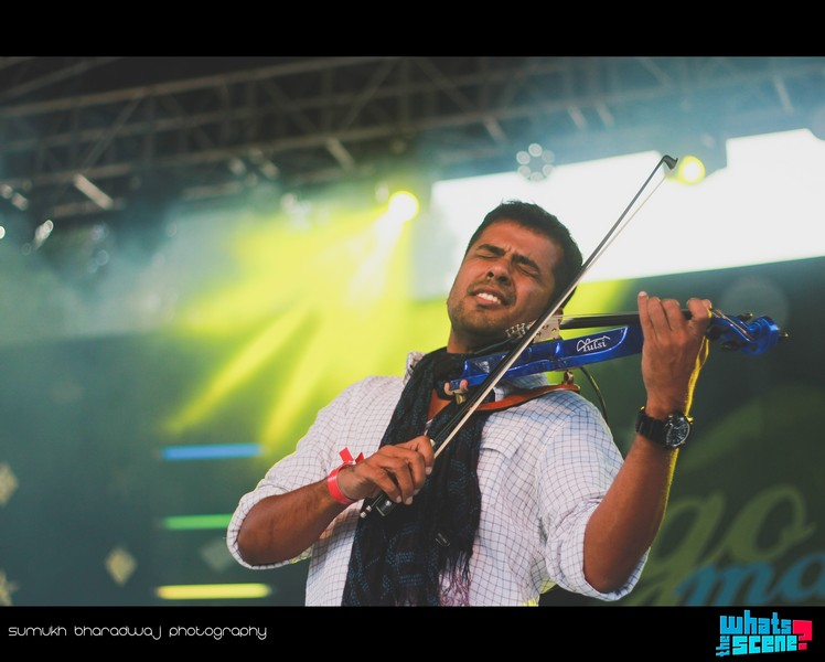 Day 3 of The GoMad Festival 2013 at Fernhills Palace, Ooty
