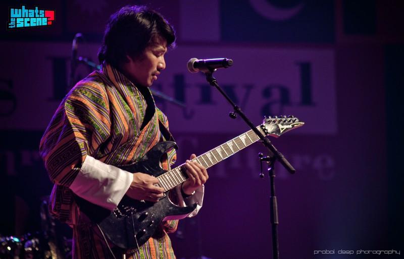 The South Asian Bands Festival 2013 at Purana Qila, Delhi