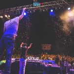 EDM Night and Funktuation at Saarang, IIT Chennai