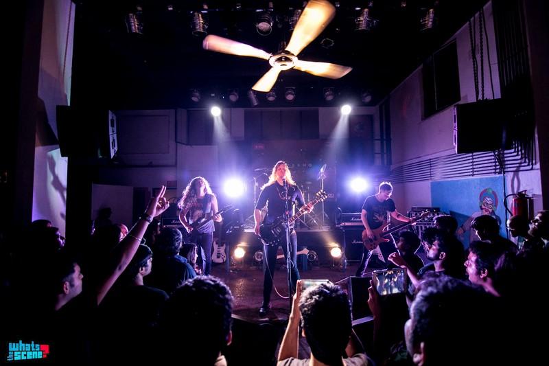 Inferno Metal Festival at CounterCulture, Bangalore
