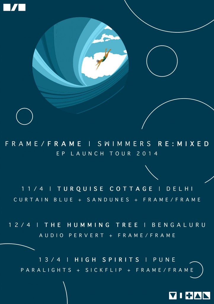 Frame/Frame Announces Remix EP, Embarks On Tour