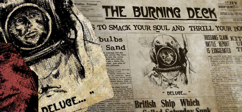 The Burning Deck