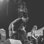 Cult Fest feat. Cannibal Corpse and Suicide Silence at Manpho Convention Centre, Bangalore