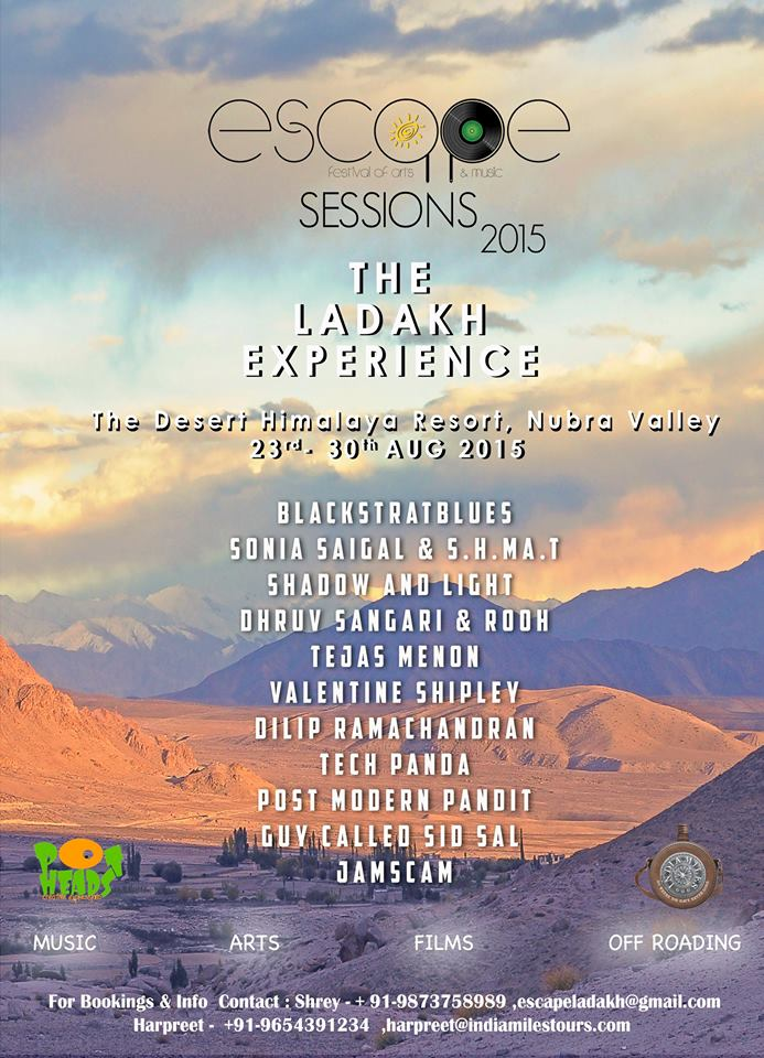 Escape Sessions_Ladakh_Flyer