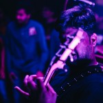 Nicotine at Woodstock Lounge, Indore