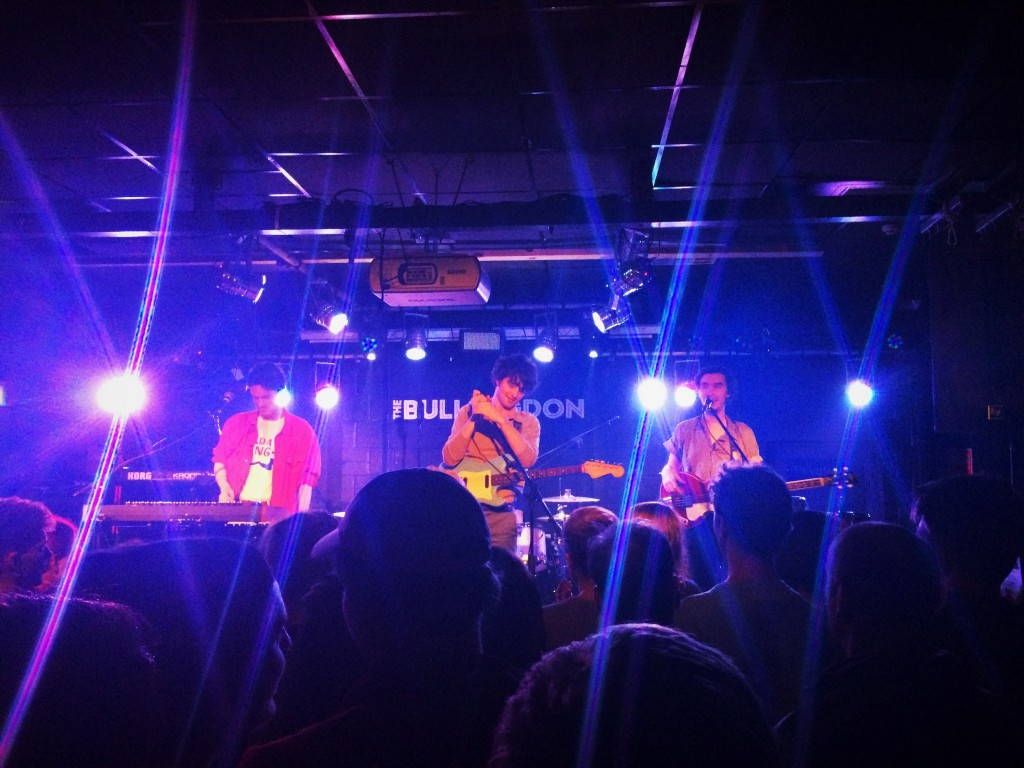 Flyte take to the Oxford stage