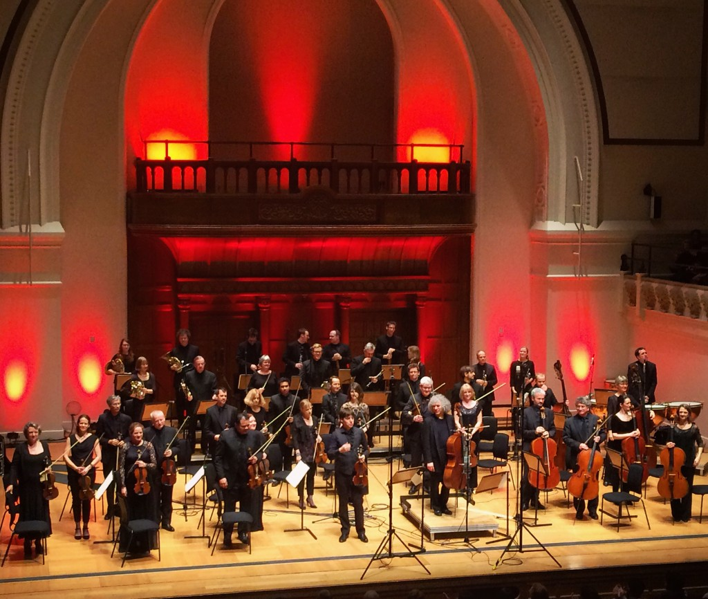 Joshua Bell, Steven Isserlis and The Academy of St Martins-in-the-Fields
