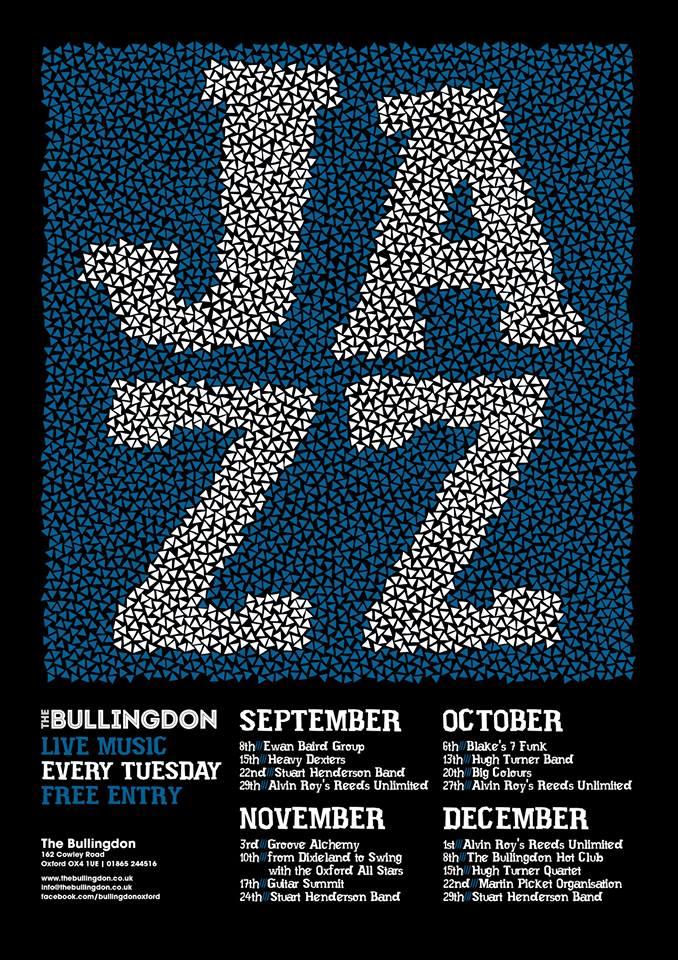 bullingdon jazz night