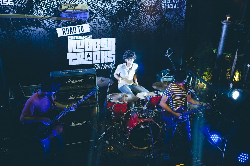 Shaair and Func + The F16's to Headline Road to Converse Rubber Tracks