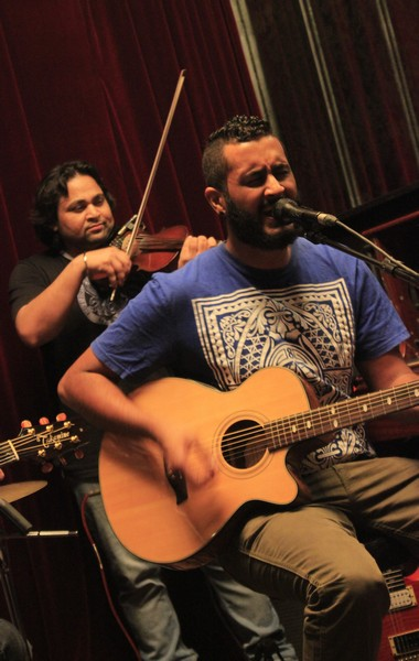 Barefaced Liar live at The Piano Man Jazz Club, Delhi