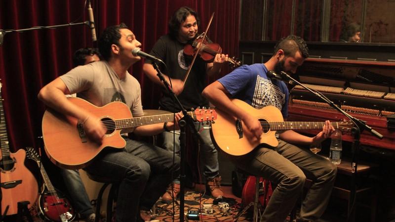 Barefaced Liar live at The Piano Man Jazz Club, Delhi