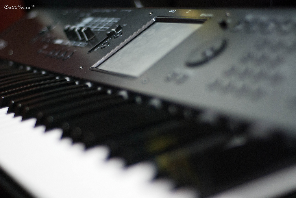 The KORG M50 | WhatsTheScene?